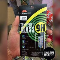 Lenovo P2 Turbo 5.5 Inch Cameron Tempered glass Anti gores layar bagus