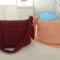 tas rajut dowa arini shoulder bag