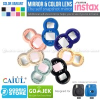 Fujifilm Mirror Lens Color Selfie For Instax Mini 7 / 8 / 9