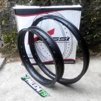 Velg 21 & 18 1.85 Lubang 36 - Velk Rossi WM KLX 150 Dtracker TS