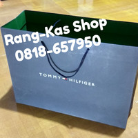 "Paper bag "" TOMMY HILFIGER "" SMALL Doff"