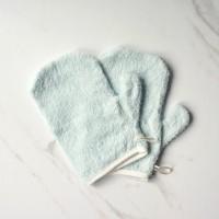 Little Palmerhaus - Mason Wash Mitt 2pcs Blue
