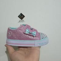 Sepatu Skechers Twinkle Toes Kids Ori 100%