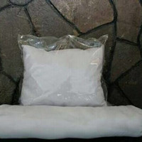 Paket Bantal + Guling Nuvie (2 bantal + 2 guling)