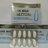 Pure Milk Calcium Immunotec Kalsium