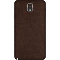 GARSKIN SAMSUNG Galaxy Note 3 3M Skin / Garskin - Leather Brown 10