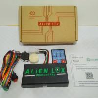 AlienLox ( Alarm Motor Android )