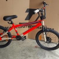 BEST Sepeda 20 BMX UNITED PREMIUM STORE ROLO UPS sudah ROTTOR