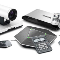 JUAL YEALINK VC120 VIDEO CONFERENCE