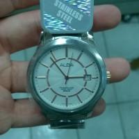 Jam tangan Analog pria Alba (VJ42-X058) stainless steel