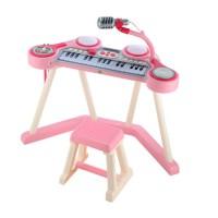ELC Toys Key-Boom-Board/ Mainan Anak ELC Keyboard MIC dan Drum DJ ORI