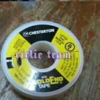 (Dijamin) chesterton 800 gold end tape sealtape isolasi ptfe sealing