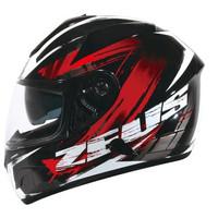 Helm Zeus Z-806 Ii48 Corsa Matt Black-Red