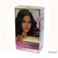 Loreal Excellence 3 Dark brown 1 pcs 8850434200178