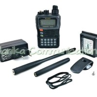 PROMO! Yaesu VX-6R Handie Talkie Dualband Baru Garansi 1 Tahun VX6
