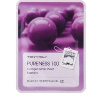 TONY MOLY PURENESS 100 SHEET MASK COLLAGEN