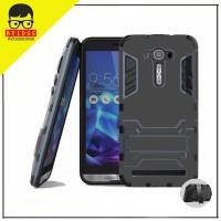"Case Asus Zenfone 2 Laser 5,5"" Ze550kl Ironman ( Armor Shield )"