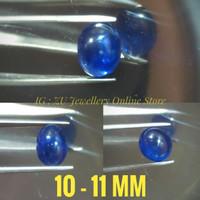 Batu permata Blue Safir (blue sapphire)
