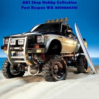 Tamiya 1/10 Toyota Hilux High Lift 4x4 3Speed EP Crawler CarKit 58397