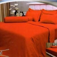 Sprei Vallery ukuran 200 x 200 - Red