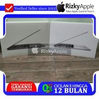 """Macbook Pro 13"""" Silver 2016 Retina MLUQ2 Core i5 RAM 8GB SSD 256GB BNI"""
