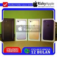 [HOT PRICE]iPhone 7 128GB Jet Black BNIB Garansi 1 Tahun Apple FU ORI