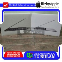 """Macbook Pro 15"""" Silver 2016 Touch Bar MLW72 Core i7 RAM 16GB SSD 256GB"""