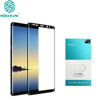 Nillkin CP Plus Max 3D Tempered Glass Samsung Galaxy Note 8 Anti Gores