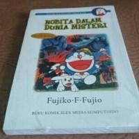 Komik Doraemon Movie Nobita Dalam Dunia Misteri
