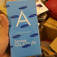 HP SAMSUNG GALAXY A5 2015 2/16GB ORIGINAL GARANSI SEIN 1TAHUN 1,95JUTA