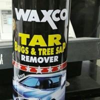 Waxco Pembersih Tar Oil Aspal bintik cat 550ml Bugs & Tree Sap Remover