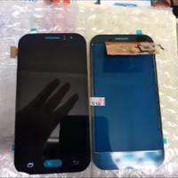 LCD 1SET SAMSUNG J110 J1 ACE ORIGINAL BLUE KONTRAS BISA DISETTING
