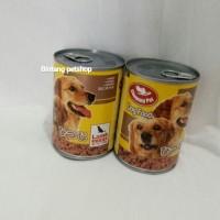 Chummy Pet Dog Food Lamb/Makanan Anjing Kaleng 375gr