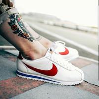 Nike Cortez Forrest Gump Premium sneakers pria wanita sepatu murah