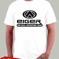 kaos/tshirt/baju EIGER