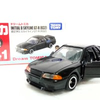 Takara Tomy Initial D Skyline GT R 32