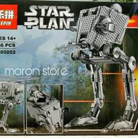 Lego 10174 Star Wars Starwars UCS Imperial AT-ST-Lepin 05052-1136 Pcs