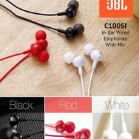 JBL C100SI Earphone