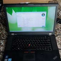 laptop lenovo thinkpad T530 core i5 dual vga bergaransi