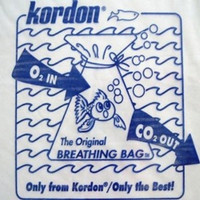 Breathing Bag Kordon Plastik Packing fauna