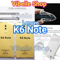 Softcase AntiCrack LENOVO K6 Note Anti Crack Shock Case K6Note K 6