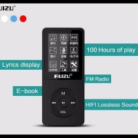 GRATIS ONGKIR! RUIZU X02 HIFI DAP MP3 PLAYER 8GB