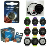 baterai SUUNTO CORE. battery RENATA CR2032
