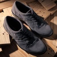 Mens Republic Dashing Grey Casual Shoes Sepatu Casual Sepatu Keren