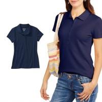 FG01 - Polo Shirt Wanita - Woman Poloshirt