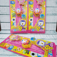 Pororo Watch: Pororo Royal Patty Pink Watch