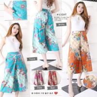 Kulot Panjang Wanita - Celana Panjang Batik Modern