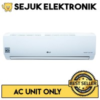 LG S10DMV AC Split 1 PK Deluxe Low Watt Putih Unit Only