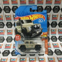Hotwheels 15 Land Rover Defender Double Cab (US Card)