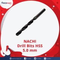 Mata Bor Nachi 5.0 mm / Drill Bits HSS / Mata Bor HSS